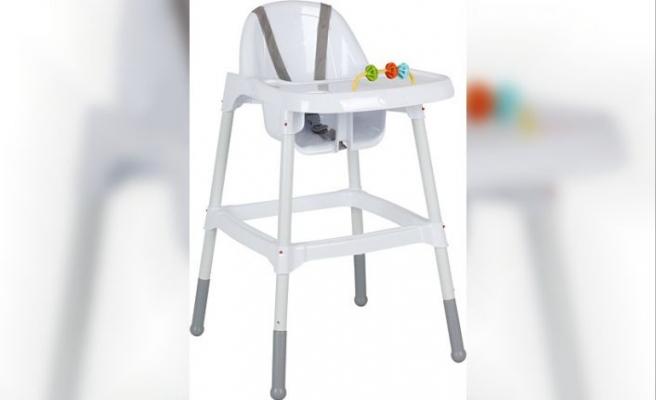 Çocuğunuz İçin Mama Sandalyesi