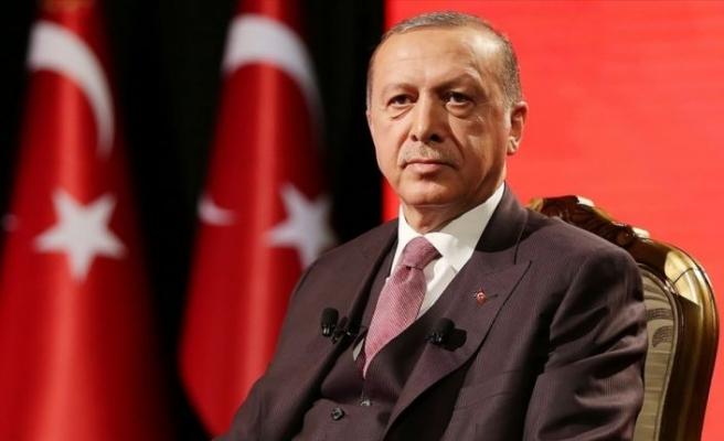 Cumhurbaşkanı Erdoğan: Ahmet Kaya'nın topraklarımıza getirilmesi için her şeyi yaparız