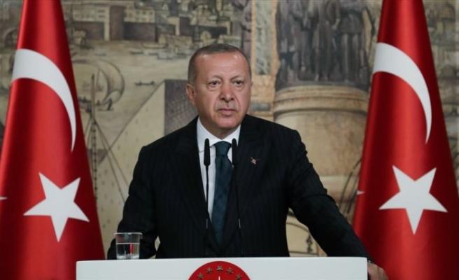 Cumhurbaşkanı Erdoğan: Cemal Kaşıkçı gibi Mursi'nin de dramının unutturulmasına izin vermeyeceğiz