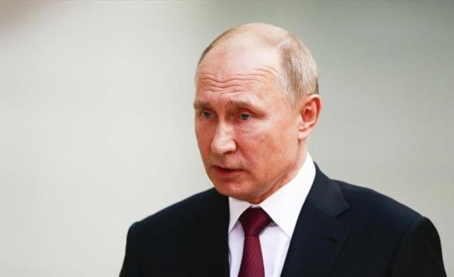 Putin'den Rus hava yollarına Gürcistan yasağı