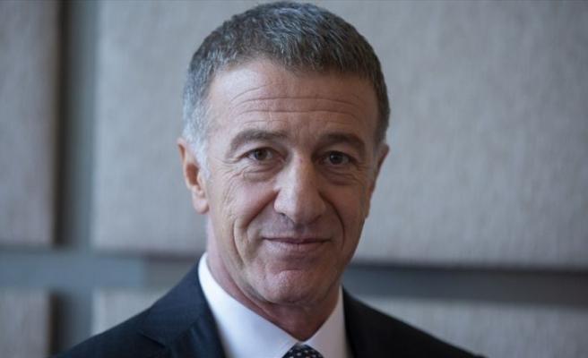 Trabzonspor Kulübü Başkanı Ağaoğlu: Trabzonspor gönüllerin şampiyonu oldu
