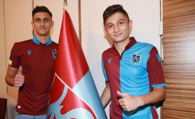 Trabzonspor'da gençlik hamlesi sürüyor
