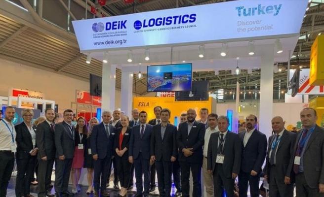 Türkiye pavilyonu Münih'te ziyaretçi akınına uğradı