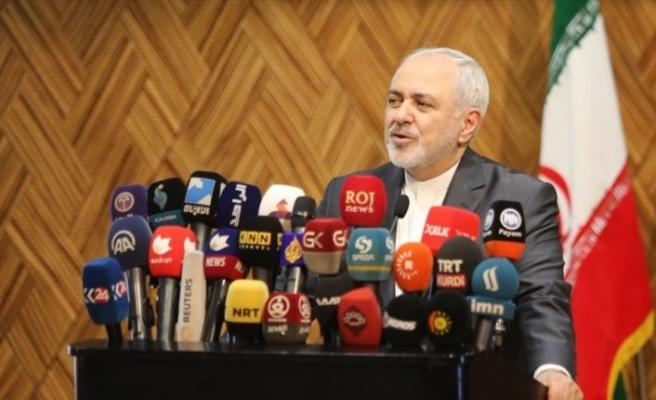 Zarif'ten ABD'ye 'sabotaj diplomasisi' suçlaması