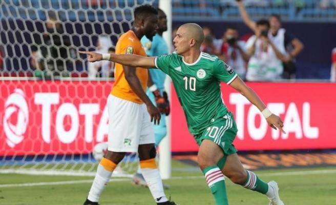 Afrika Uluslar Kupasında Cezayir yarı finalde