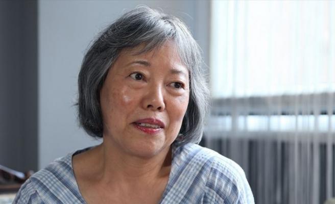 Japonya'dan geldi Türk sanatlarına gönlünü kaptırdı