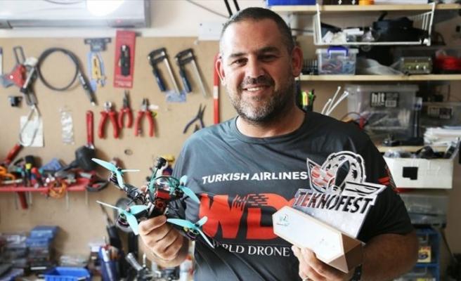 'Yakın gelecekte ulaşım Jetgiller'deki gibi drone ile yapılacak'
