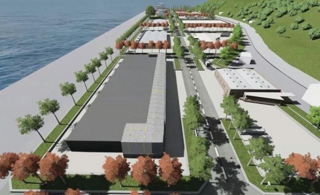 Trabzon Yatırım Adası Endüstri Bölgesi ile 15 bin kişiye iş imkanı