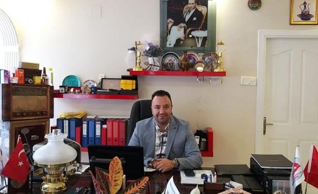 Erkan Cebeci'den Emlak Müşavirleri Odası Başkanı Erdal Çelebi'ye ŞOK Suçlamalar