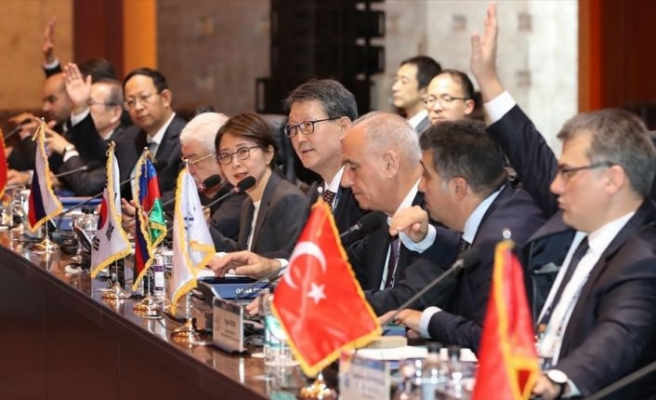 Anadolu Ajansı yeniden Asya-Pasifik Haber Ajansları Birliği başkan yardımcısı