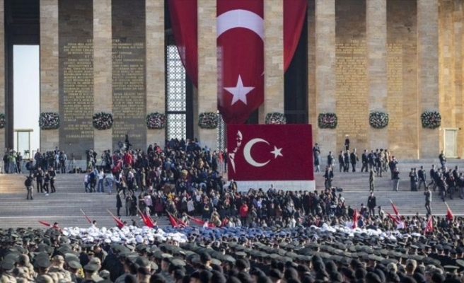 Spor camiası vefatının 81. yıl dönümünde Atatürk'ü andı