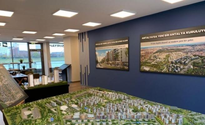Sur Yapı, Almanya'da satış noktası açtı