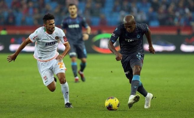 Trabzonspor Süper Lig'de 2 hafta sonra kazandı