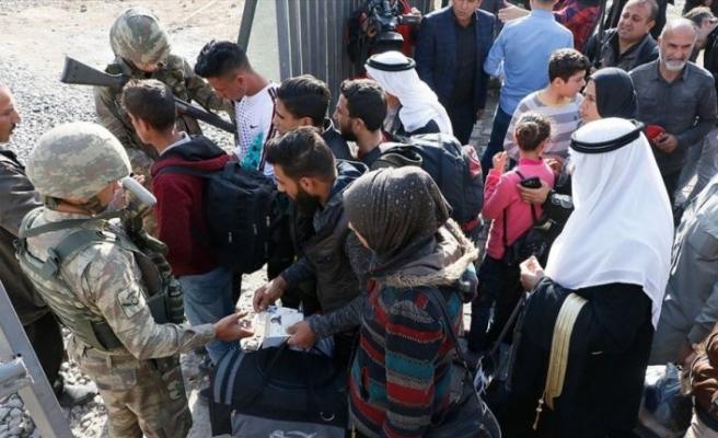 İçişleri Bakanlığı Sözcüsü Çataklı: Ülkesine dönen Suriyeli sayısı 369 bin 690