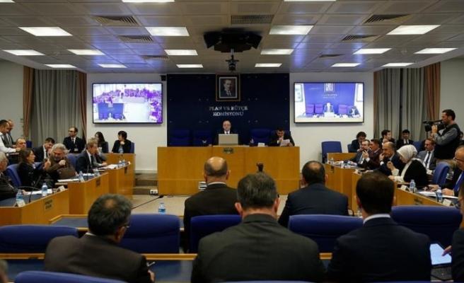 Plan ve Bütçe Komisyonu santrallere filtre düzenlemesi için yeniden toplandı