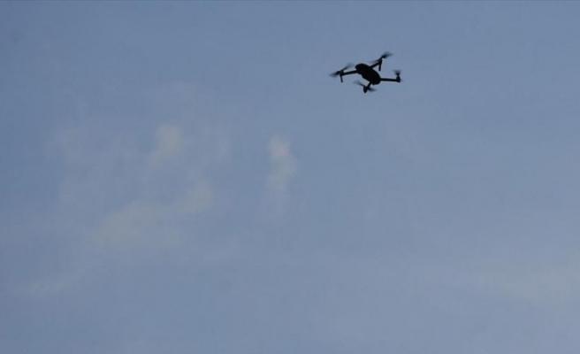 Sivil havacılık 'drone' ile uçuşta