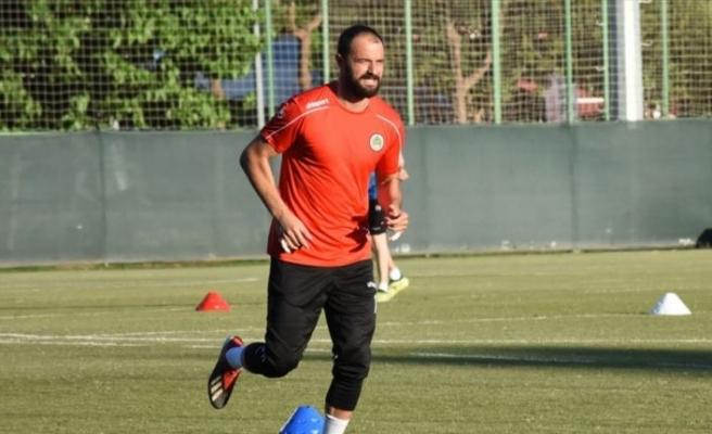 Gaziantep FK, Aytemiz Alanyaspor'dan Haydar Yılmaz'ı kiraladı