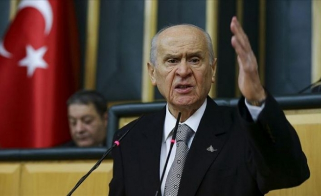 MHP Genel Başkanı Bahçeli: İdlib'e kara ve hava operasyonu süratle icra edilmelidir