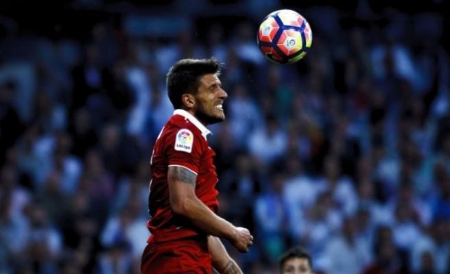Sevillalı futbolcu Carriço, Wuhan Zall'a transfer oldu