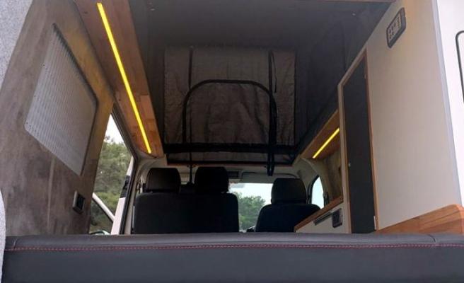 Bursa'da kurulu firma İngiltere'ye karavan ihracatının kapılarını açtı