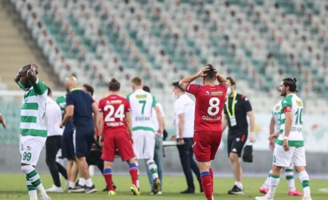 Altınordulu Batuhan Kırdaroğlu'nun ayağında kırık tespit edildi
