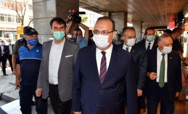 Bursa'da kapsamlı virüs denetimleri başladı