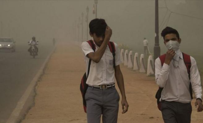 Hava kirliliği çocuklarda astım riskini artırıyor