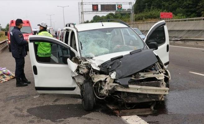 Kurban Bayramı'nın ikinci gününde trafik kazalarında 6 kişi hayatını kaybetti