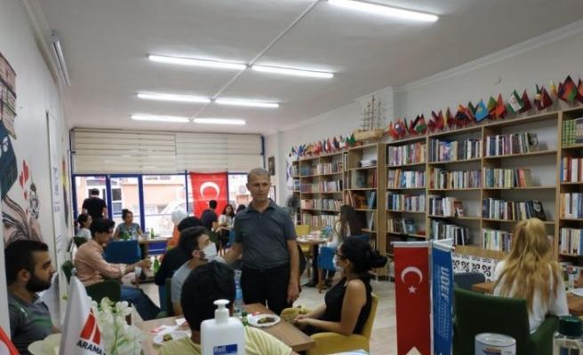 Uluslararası öğrenciler için bayramlaşma programı düzenlendi