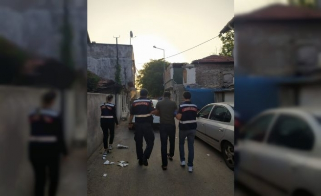 Bursa'da terör operasyonunda bir şüpheli gözaltına alındı