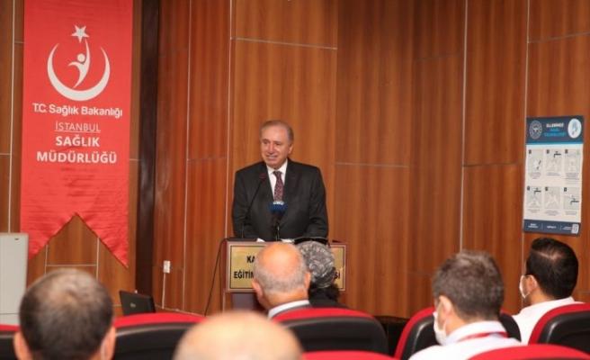 TİSK Mikrocerrahi Vakfı Türkiye'nin en donanımlı yanık merkezinin yenilenmesine katkı sundu