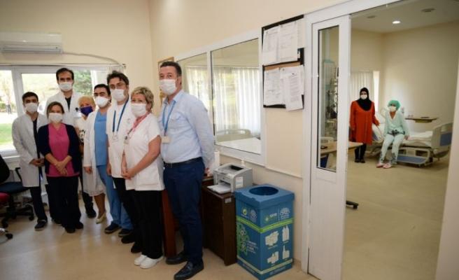 Bursa'da başarılı organ nakli umut oldu