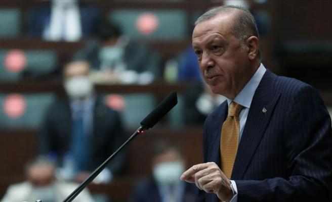 Cumhurbaşkanı Erdoğan: Peygamber efendimize yapılan saldırılara karşı durmak bizim şeref meselemizdir