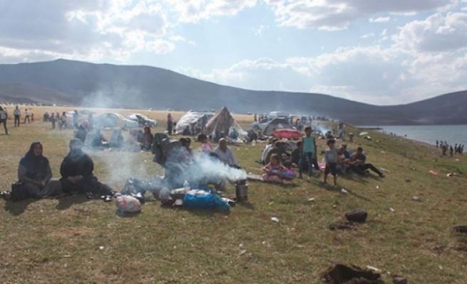 Kamusal alanlarda piknik yasağı