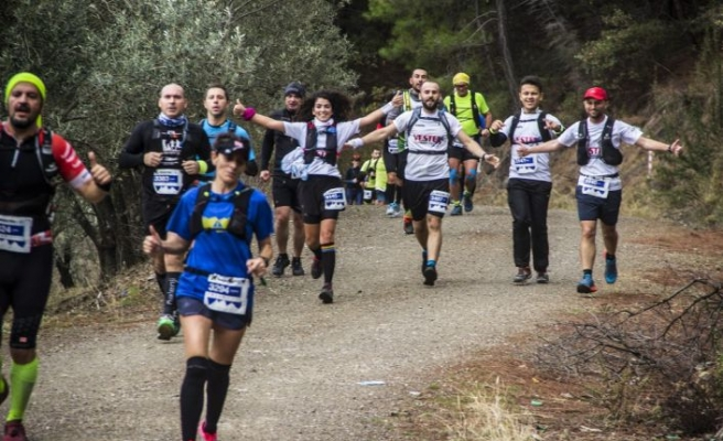 5. İda Ultra Maratonu Kovid-19 tedbirleri kapsamında iptal edildi