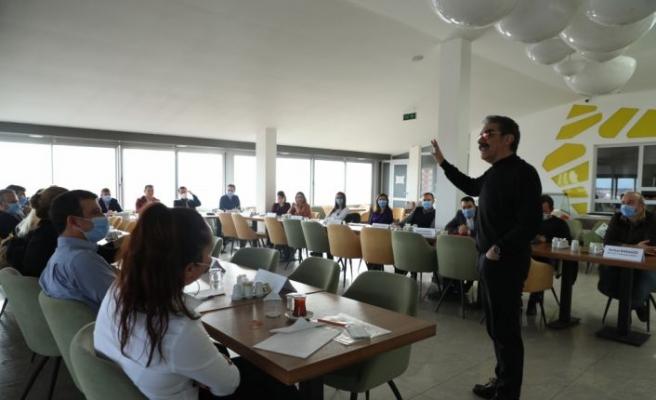 Şaban Kızıldağ, Tekirdağ'da eğitim programına katıldı