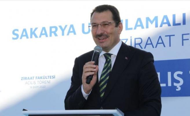 AK Parti Genel Başkan Yardımcısı Ali İhsan Yavuz'un Kovid-19 testi pozitif çıktı