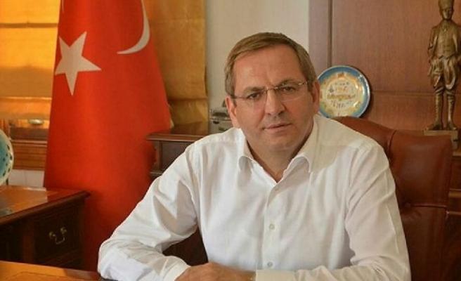 Ayvalık Belediye Başkanı Ergin'in Kovid-19 testi pozitif çıktı
