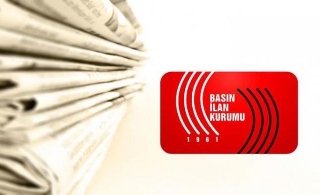 Basın İlan Kurumu faaliyetlerini ülke genelinde sürdürecek