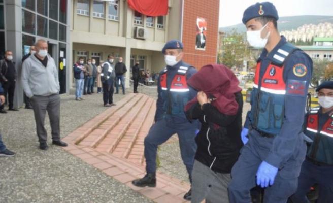 Bursa'da cinayet zanlısı kadın tutuklandı