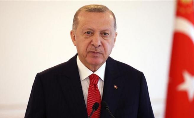 Cumhurbaşkanı Erdoğan: Dostlarımızla güçlü iş birliği halinde olacağız