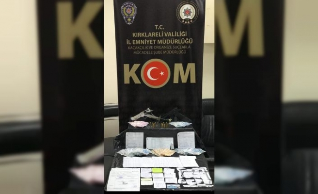 Tefecilikle 70 kişiyi mağdur ettiği iddia edilen zanlı tutuklandı