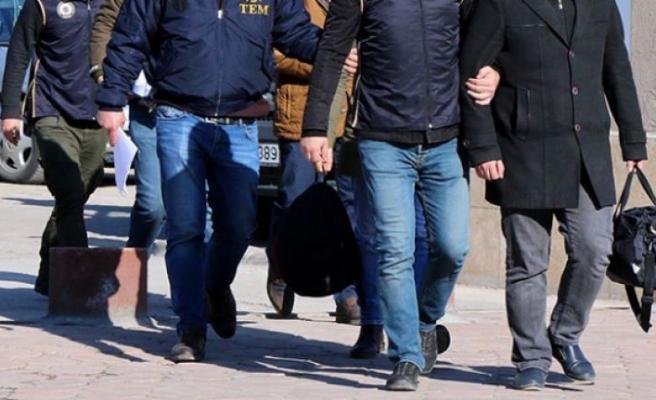Kocaeli merkezli FETÖ operasyonu: 9 gözaltı