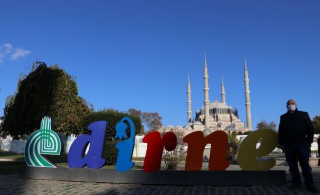 Lübnan'ın İstanbul Başkonsolosu Kabbara ve ailesi Edirne'yi ziyaret etti