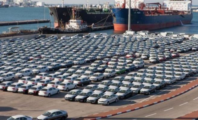 Otomotiv sektörü, ekim ayı ihracatını AB ülkelerine yüzde 6 artırdı