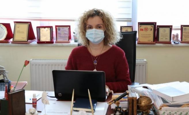 """Prof. Dr. Yeşim Fazlıoğlu: """"Her beş çocuktan birinde disleksi görüyoruz"""""""