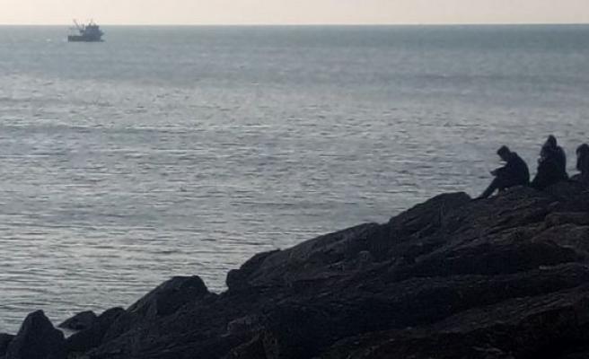 Saros Körfezi'nde balıkçı teknesinin batması sonucu kaybolan kişinin cesedine ulaşıldı