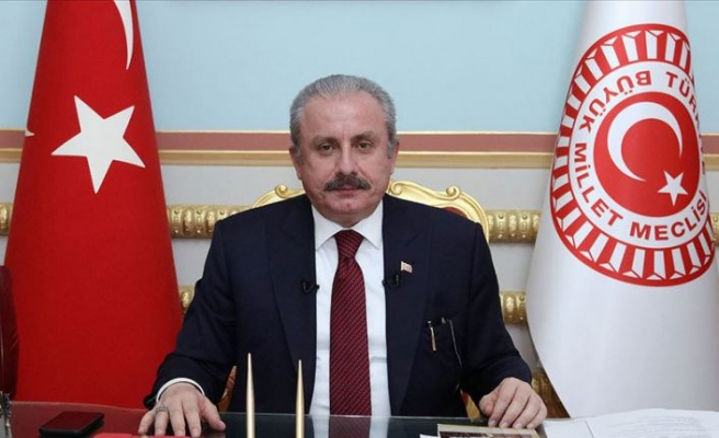 TBMM Başkanı Şentop, Kırklareli Üniversitesi Hukuk Fakültesinin Akademik Yılı açılış dersine katıldı
