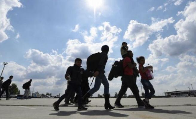 Yakalanan 9 sığınmacının Bulgar polisince darbedildiği iddiası