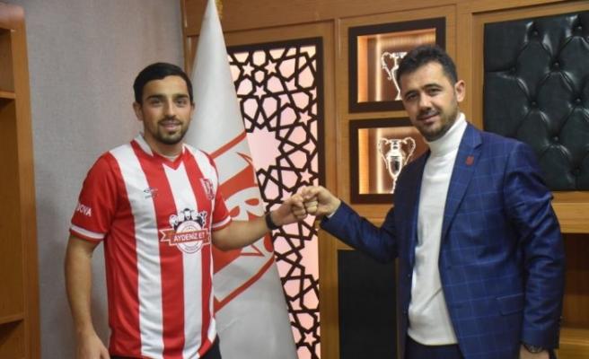 Aydeniz Et Balıkesirspor, Cemal Kızılateş'i transfer etti
